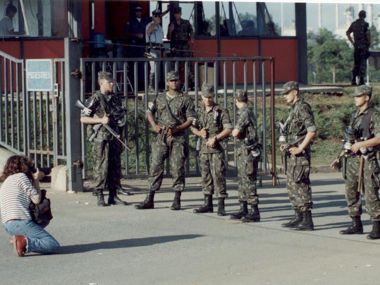 Foto greve 1995